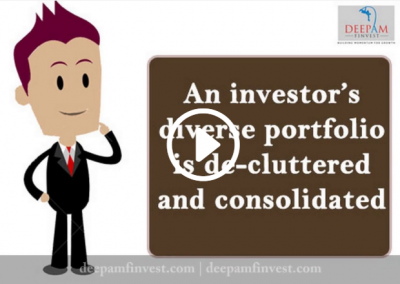 Consolidation of Investment Portfolio